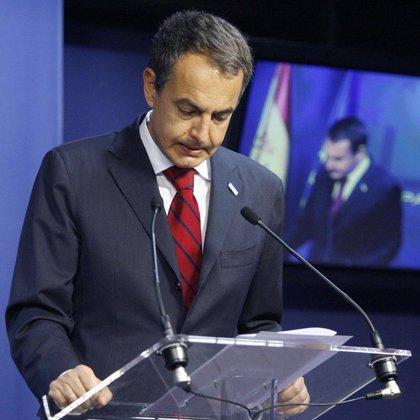 """Zapatero defenderá ante Obama """"una gran alianza"""" con el islamismo moderado"""