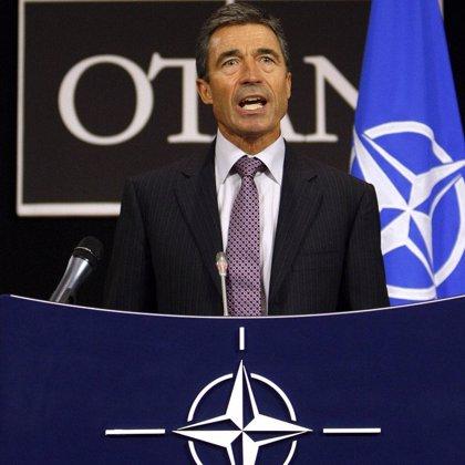 El secretario general de la OTAN coincide con McChrystal en la necesidad de aumentar efectivos en Afganistán