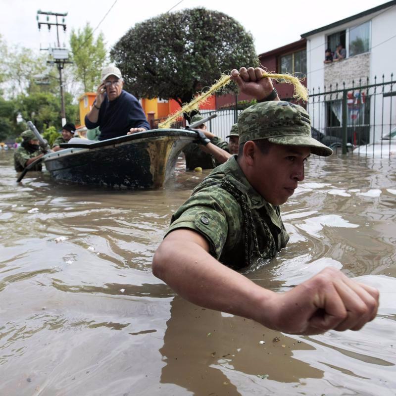Al menos 20 millones de personas abandonaron sus hogares en 2008 por los desastres naturales Fotonoticia_20090923184102
