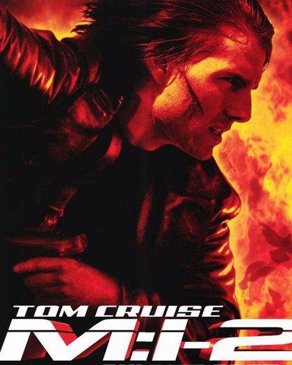 Acción con Tom Cruise en 'Misión: Imposible-2'