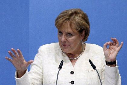 Merkel viaja a la cumbre del G-20