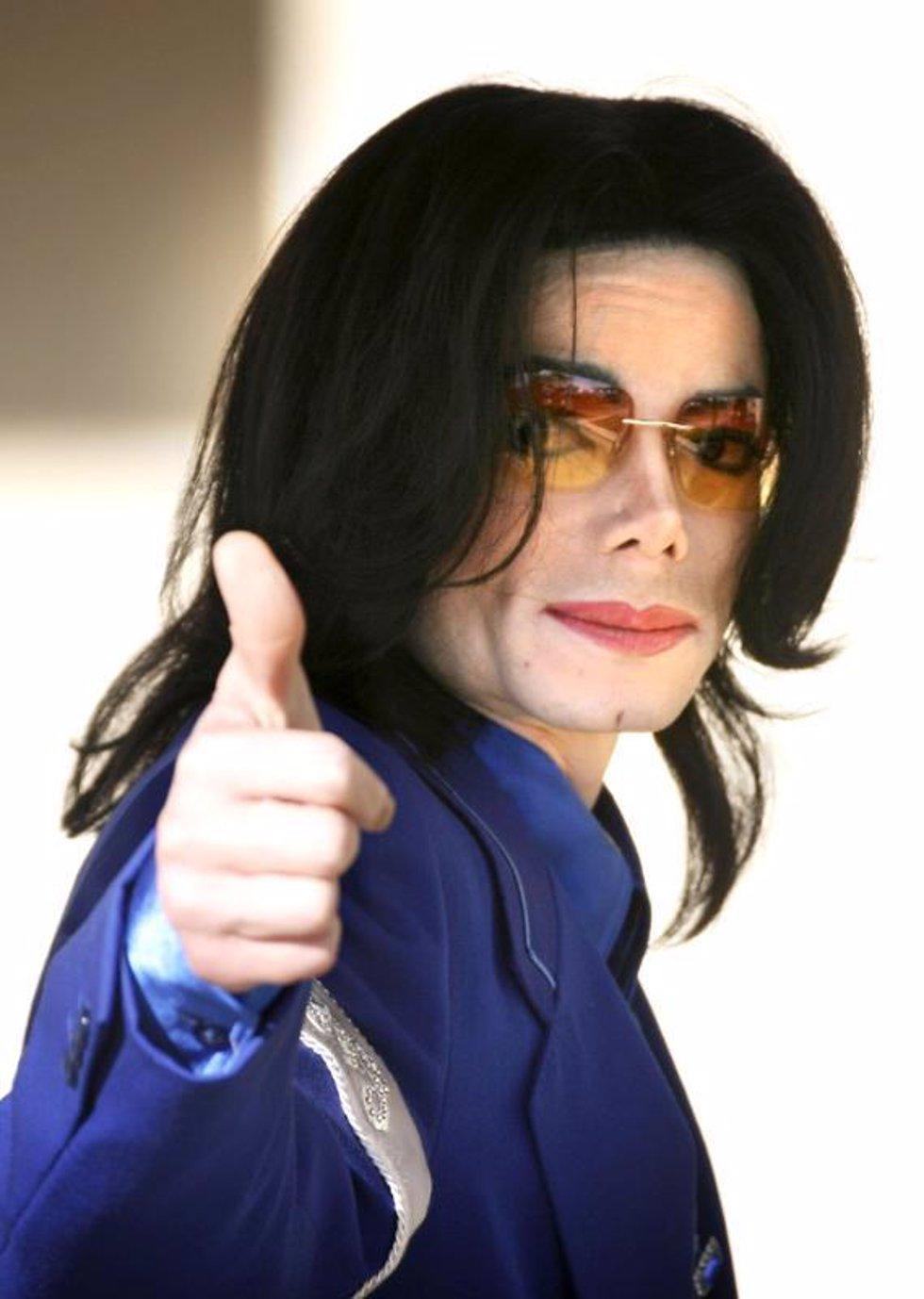 Michael Jackson: Madonna estaba locamente enamorada de mi