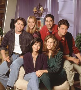 Elenco de la serie Friends