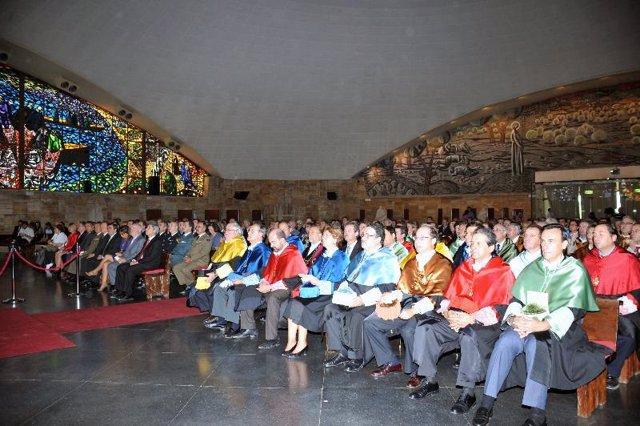 Inauguración curso académico