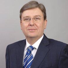 José Manuel Fernández Santiago, actual presidente de las Cortes de Castilla y León
