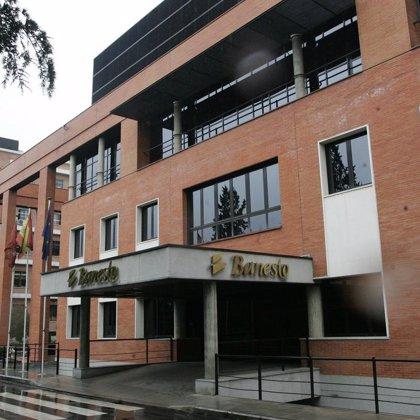 Banesto ganó 553,6 millones de euros hasta septiembre, un 15,3% menos