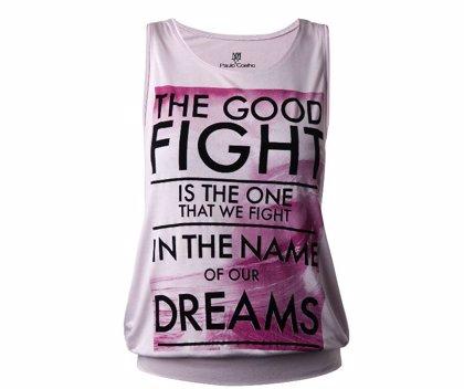 RSC.-La cadena Mango y el escritor Paulo Coelho lanzan una colección de camisetas benéficas