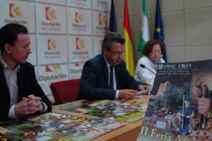 'Ars Olea' reunirá en Castro del Río la mejor oferta de artesanía y cultura en torno al olivo