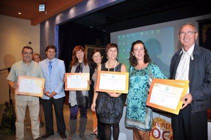Almazaras de la Subbética y Bodegas Robles, ganadores de EcoTrama y EcoRacimos ante aceites y vinos de seis países