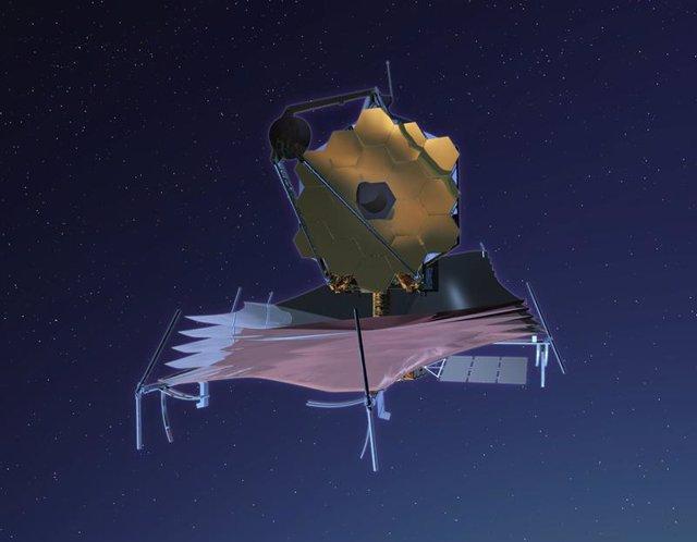 telescopio espacial JWST
