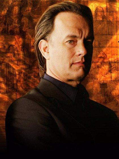 Tom Hanks no suelta a Dan Brown