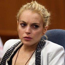 Lindsay Lohan, en los Tribunales de Beverly Hills