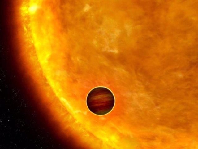 corot, exoplaneta, espacio