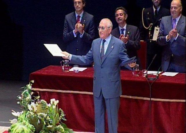 Pedro Iturralde, premiado con la Medalla de Oro al Mérito en las Bellas Artes
