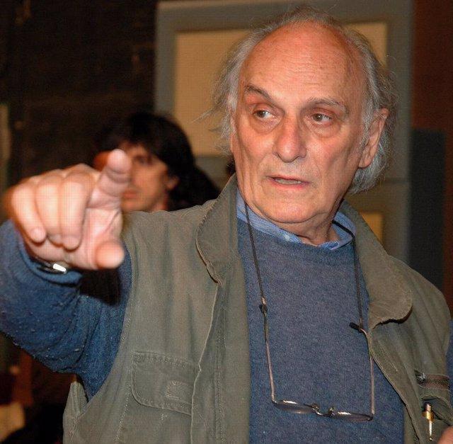 El cineasta Carlos Saura.