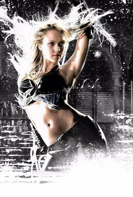 Jessica Alba en Sin City