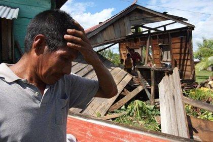 'Ida' provoca unos 40.000 damnificados en Nicaragua