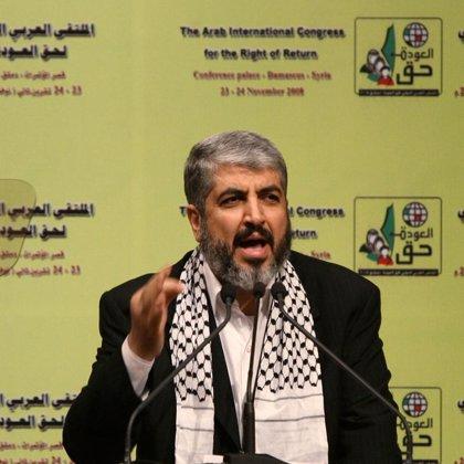 El líder de Hamás tiende la mano a Al Fatá y le insta a interrumpir los contactos con Israel