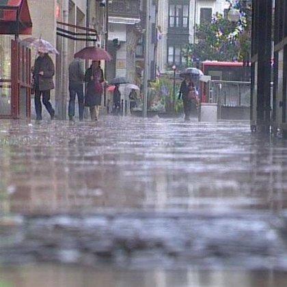 Un total de 40 provincias en alerta por temporal