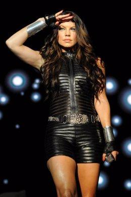 Fergie, cantante de The Black Eyed Peas