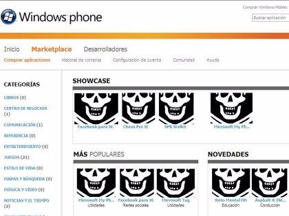 'Crackeadas' todas las aplicaciones de Windows Mobile Marketplace