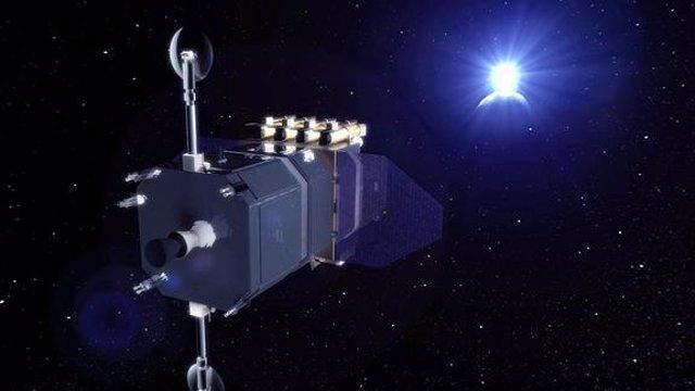 sonda solar SDO
