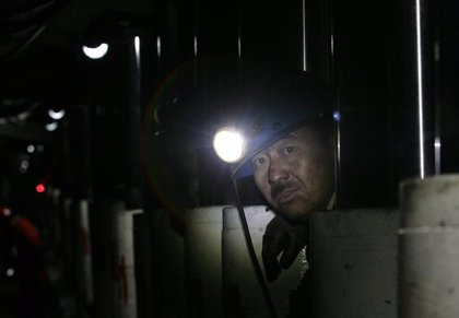 Aumentan a 31 los mineros fallecidos en una mina del oeste de China