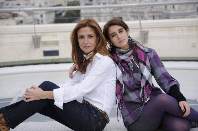 Meritxel y Arazne, madre e hija concursantes de 'Pekín Express'