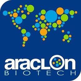 Logotipo Araclon Biotech