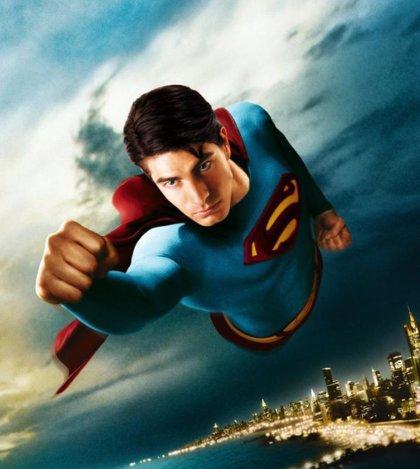 'Superman' está congelado