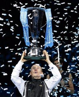 Victoria Davydenko, Barclays ATP World Tour Finals