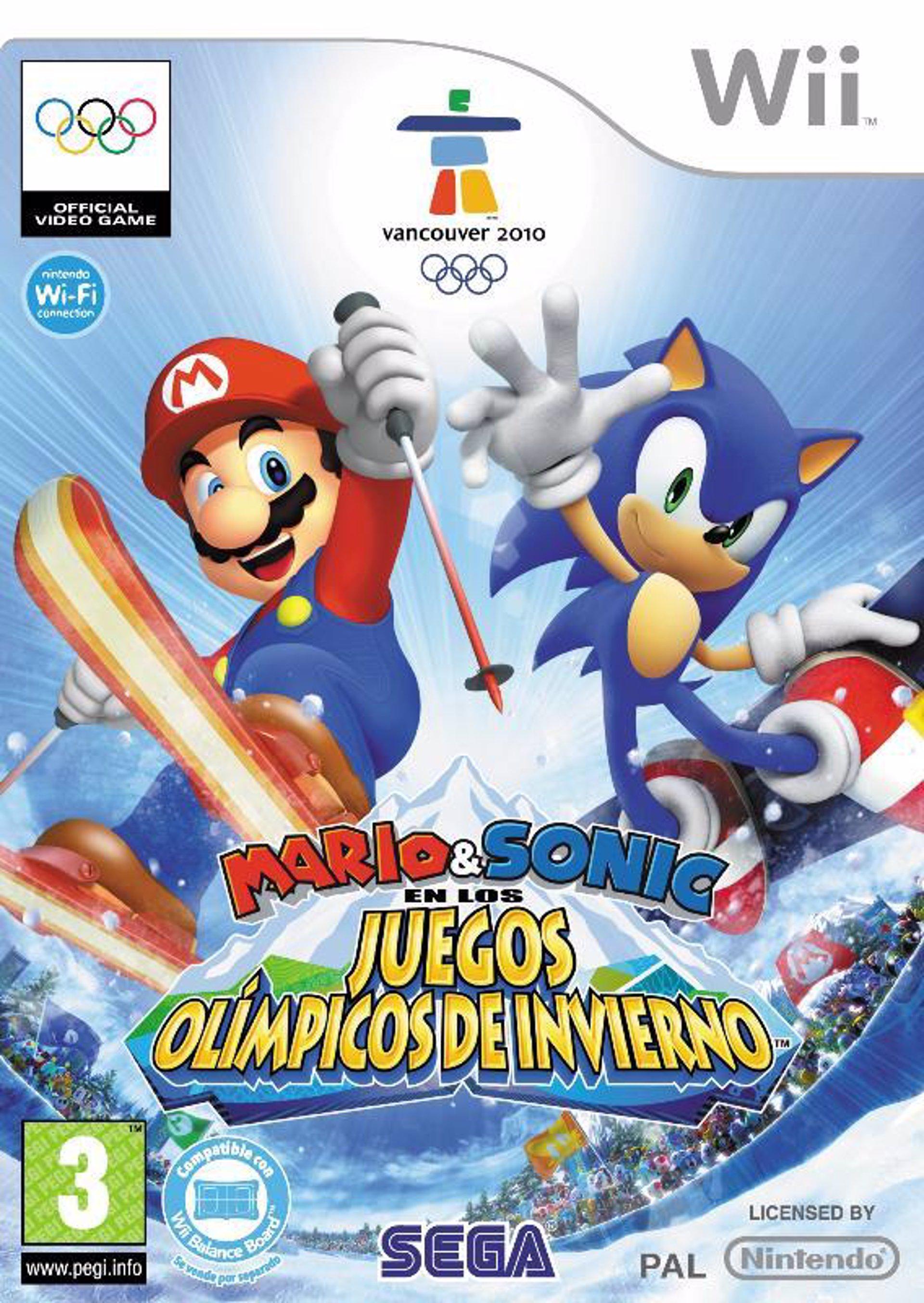 Analisis Mario Sonic En Los Juegos Olimpicos De Invierno