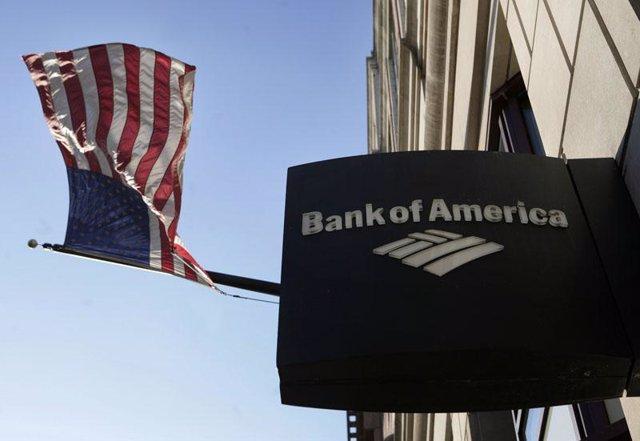 Fachada de Bank of America