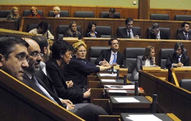 Recurso del Parlamento vasco