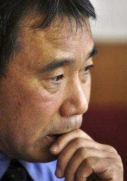 escritor japonés Haruki Murakami