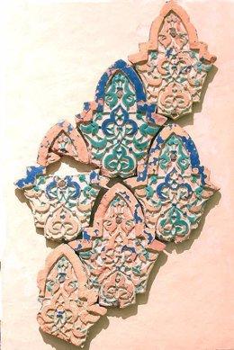 Pieza del mes de la la Alhambra