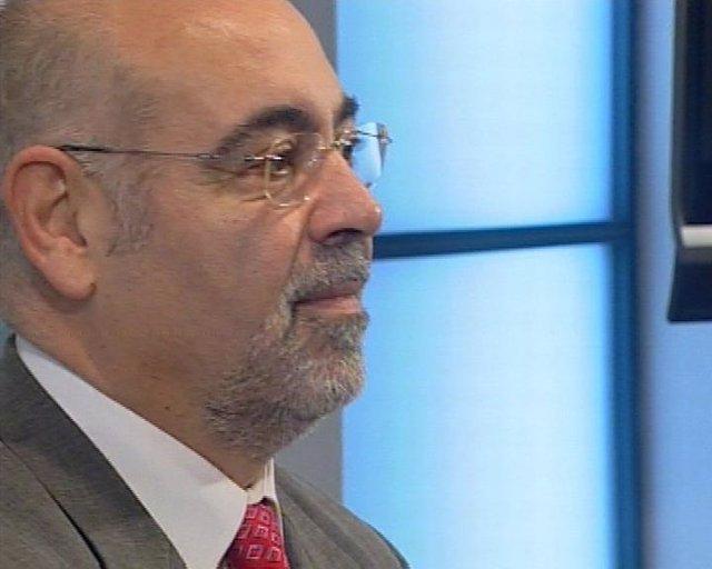 secretario general del PSE-EE de Bizkaia, José Antonio Pastor