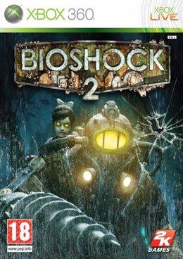 Portada de Bioshock 2