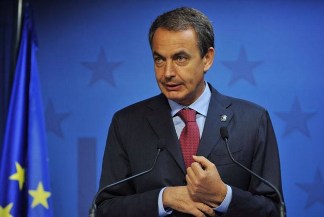 Zapatero, en RDP en Bruselas