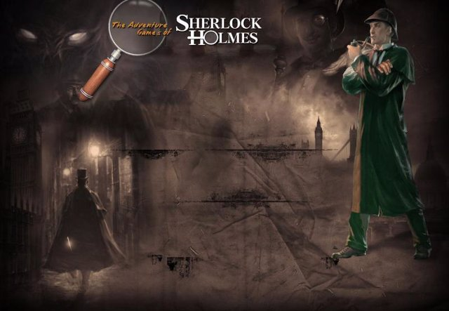 Videojuego de Sherlock Holmes