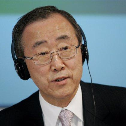 """Ban Ki Moon condena los """"terribles"""" atentados de Bagdad"""