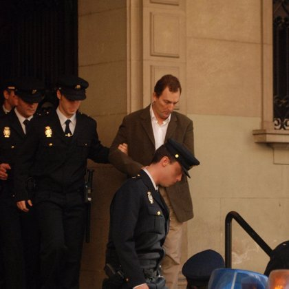 Mainar vuelve a prisión tras ser atendido en el Hospital Miguel Servet