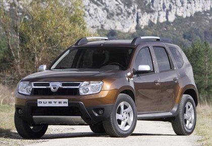 Dacia lanzará en primavera su nuevo todoterreno Duster en Europa