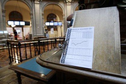 El Ibex 35 abre la sesión con una subida del 0,98%