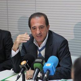 José Miguel Contreras, consejero delegado de la Sexta