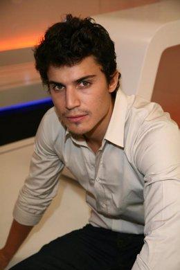 El actor Álex González