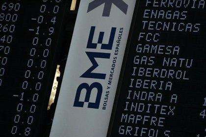El Ibex 35 abre la sesión con una tímida subida del 0,04%