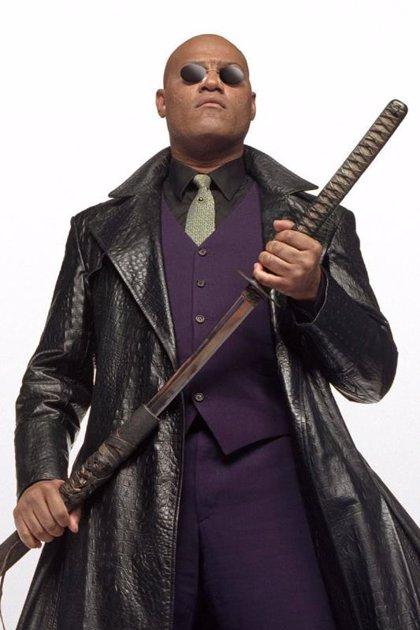 Laurence Fishburne también cazará 'Predators'
