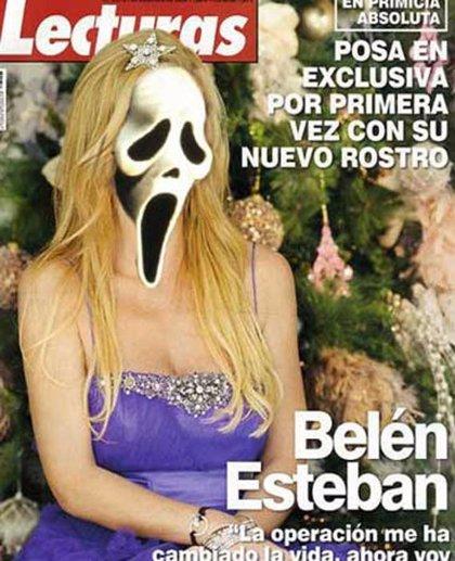 Belén Esteban, la 'Reina de Facebook'