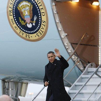 """Obama dice que ha venido para """"actuar"""" y pide a todas las partes que se muevan"""